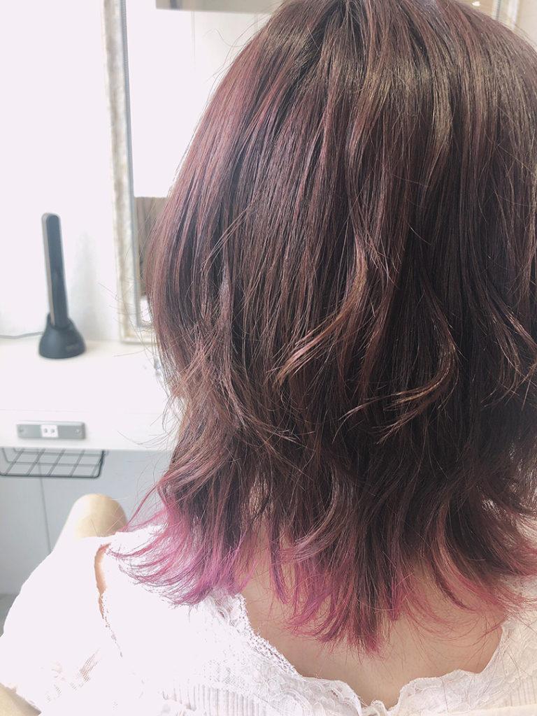 pink x pink