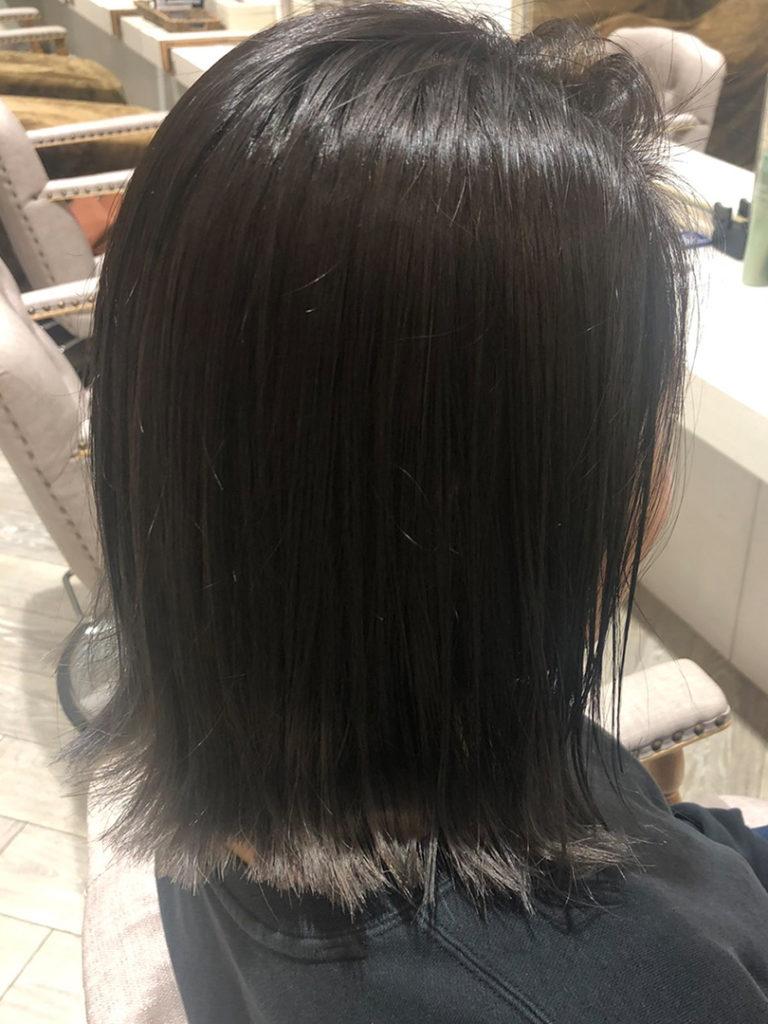 裾カラー☆外ハネ
